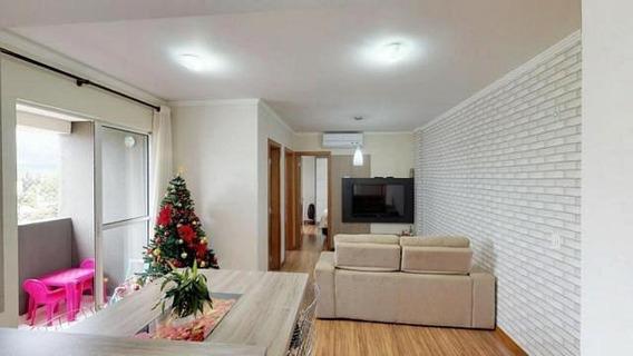 Apartamento No Anita Garibaldi Com 2 Quartos Para Venda, 60 M² - 11278