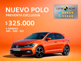Nuevo Volkswagen Polo 1.6 Msi 2018 0km Vw Preventa Exclusiva