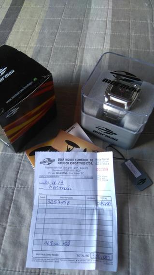 Relógio Mormaii Analógico Em Aço Inox Modelo 2035zi