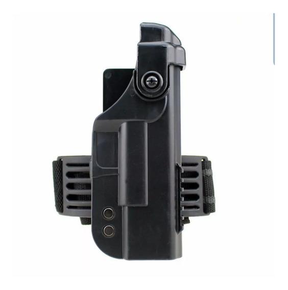 Piernera Táctica Para Pistola Glock