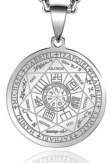 Medalla Angeles Proteccion Gabriel, Michael , Uriel