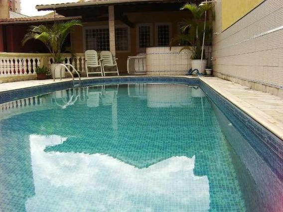 Casa Residencial À Venda, Vila Baeta Neves, São Bernardo Do Campo - Ca0089. - Ca0552