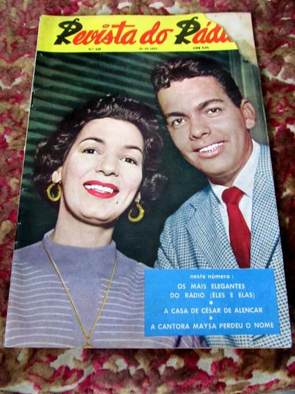 Radio 1957 Cauby Maysa Wilza Ivon Cury Angela Anjos Inferno