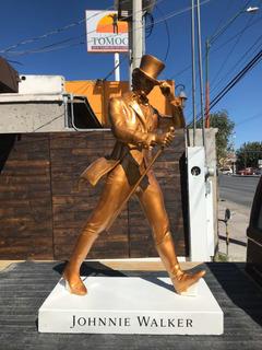 Johnnie Walker Figura Decorativa