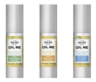 Oil Me Bel Lab Aceite Argan Jojoba Almendra Retira Shopping
