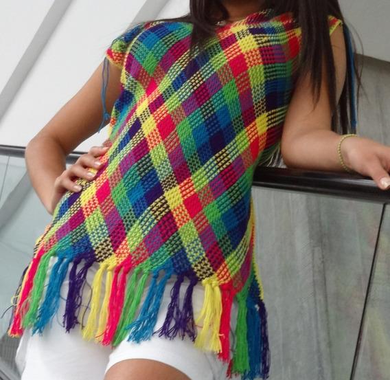 Blusa Tejido Wayuu