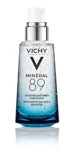 Fortalecedor Vichy Mineral 89 Hidratante Para Rostro X 50 Ml