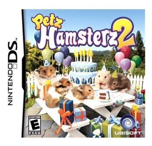 Petz Hamsterz 2 Nds Mídia Física Novo Original Lacrado