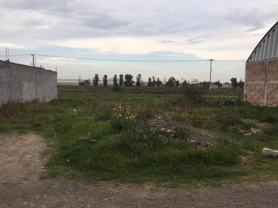 Terreno Plano 380 M2; Sta María Huecatitla Cuautitlán México