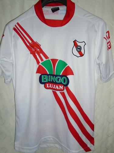 Club Lujan Hermosa Errea 2010 Sponsor Bingo Lujan Talle M