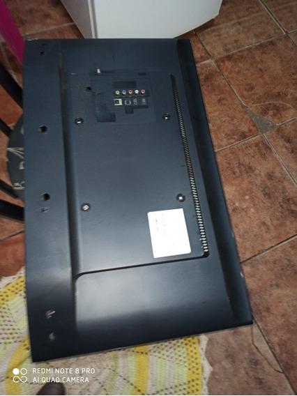 Tv Smart Samsung 32 Polegadas Tela Quebrada Com Controle