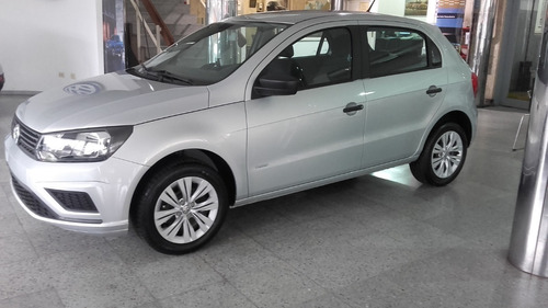 Imagen 1 de 4 de Oferta Volkswagen Gol Trend 5 Puertas 1.6l Trendline Okm