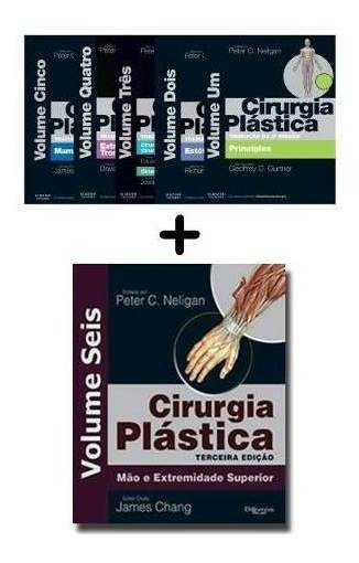 Cirurgia Plastica, Neligan Coleção