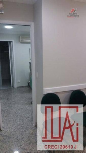 Sala, 39 M² - Venda Por R$ 210.000,00 Ou Aluguel Por R$ 1.600,00 - Vila Osasco - Osasco/sp - Sa0006