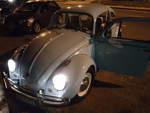 Volkswagen Escarabajo 1963 Original