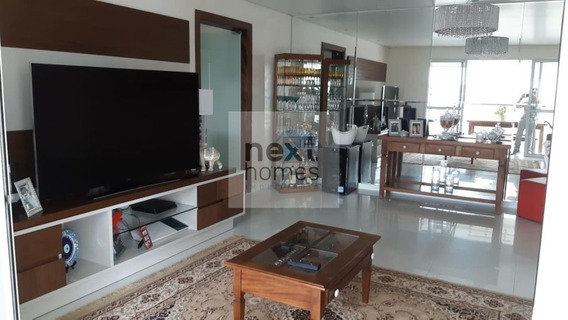 Lindo Apartamento De 126 M ² Com 4 Dormitórios - Ao Lado Do Shopping Taboão - Nh32511