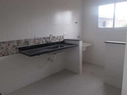 Imagem 1 de 11 de Casa Com 2 Dormitórios À Venda, 60 M² Por R$ 185.000 - Vila Mirim - Praia Grande/sp - Ca0207 - 34958260