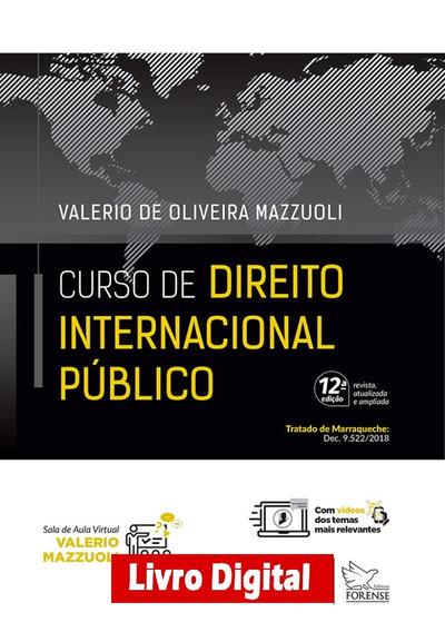 Cur. De Direito Internacional Público, 12ª Edição