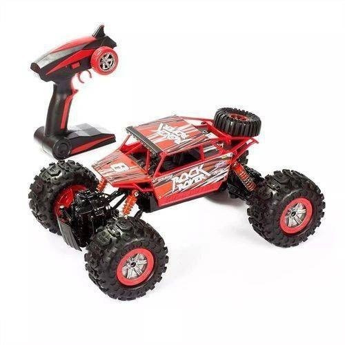 Carrinho De Controle Anfibius Rock Rover