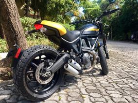 Ducati Scrambler Dark Stealth