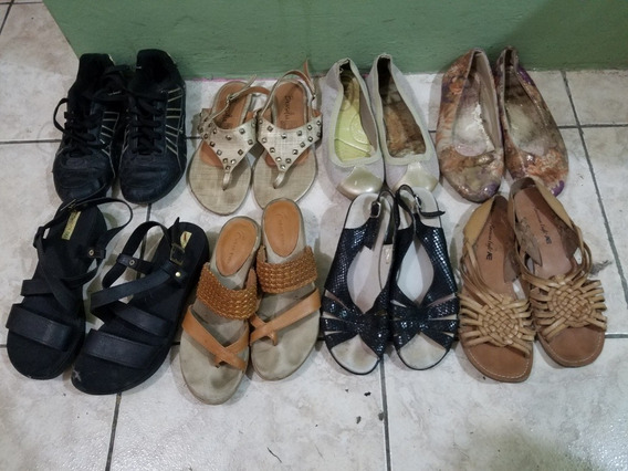 Zapatos De Mujer A $5,00 Cada Par