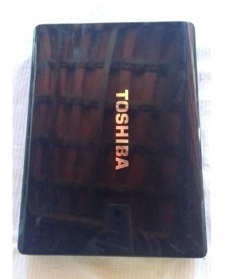 Notebook Toshiba Satellite A215 C/defeito Retirada De Peças
