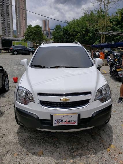 Chevrolet Captiva Sport,2011,109.500km,2.4cc, Aut,4x2,