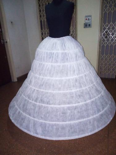 Enagua Modelo Seven Para Vestidos