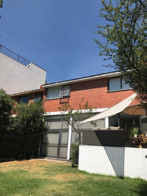 Casa En Renta Zona Tecamachalco Ideal Para Extranjeros