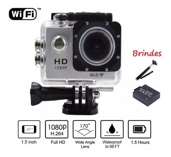 Camera Sport Cam Wi-fi Prova D