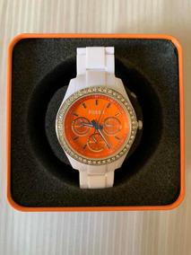 Relógio Feminino Fossil Branco