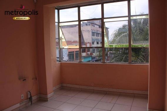 Sala À Venda, 77 M² Por R$ 440.000,00 - Centro - São Caetano Do Sul/sp - Sa0211