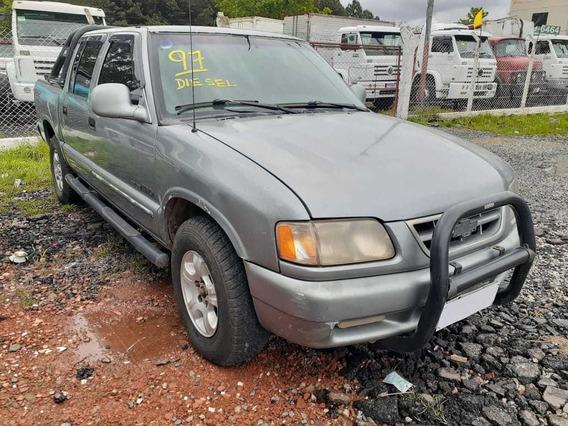 Chevrolet S10 1997 Boa De Mecanica