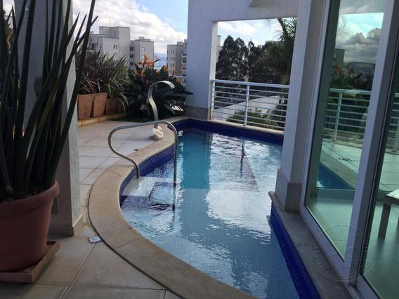 Casa À Venda, 343 M² Por R$ 2.400.000,00 - Tamboré - Santana De Parnaíba/sp - Ca0142