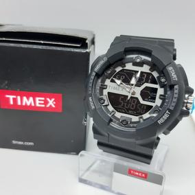 f2596acf435d Reloj Timex Hora Mundial - Relojes en Mercado Libre México