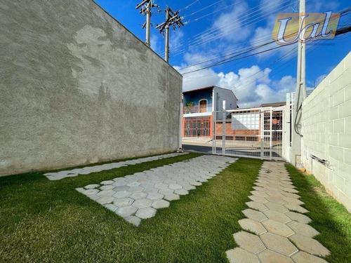Imagem 1 de 10 de Casa Com 1 Dormitório À Venda, 20 M² Por R$ 245.000,00 - Jardim Alvinópolis - Atibaia/sp - Ca1898
