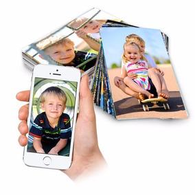 Revelação De Fotos Kit Personalizado + Album
