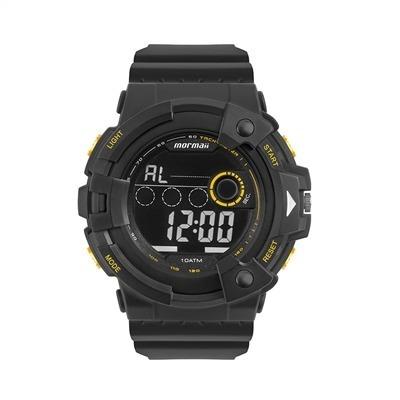 Relógio Mormaii Digital Masculino Mo15100ab/8p Original