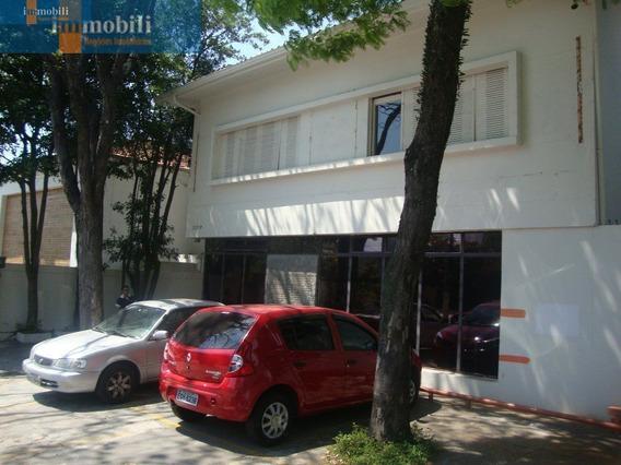 Pacaembu Sobrado Comercial Com 450m², 18 Vagas De Garagem - Pacaembu - Pc85709
