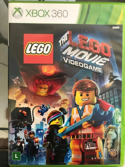 X-box 360 The Lego Movie Videogame