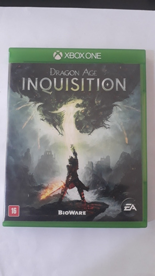 Jogo De Xbox One Dragon Age Inquisition