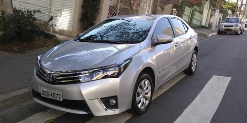 Imagem 1 de 8 de Toyota Corolla 2017 1.8 16v Gli Flex 4p