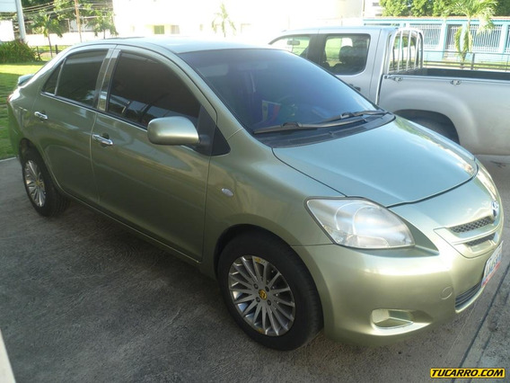 Toyota Yaris Belta - Automatica