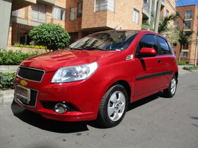 Chevrolet Aveo Emotion 1.600 A/t/ C/a 2013