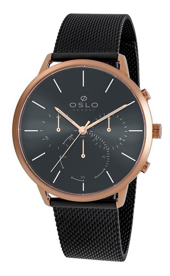 Relógio Oslo Masculino Omtsscvd0009