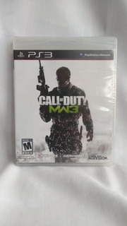 Call Of Duty Modern Warfare 3 - Nuevo Y Sellado - Ps3