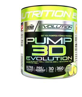Pre Entreno Pump 3d 360 Grs Star Nutrition