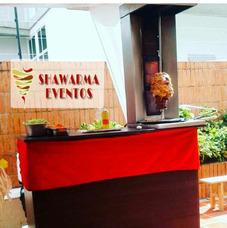 Shawarma Para Eventos, Comida Rapida, Pasapalos