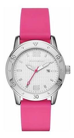 Reloj Deportivo Analógico De Cuarzo Para Mujer Rosa