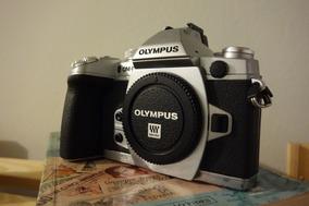 Câmera Olympus E-m1